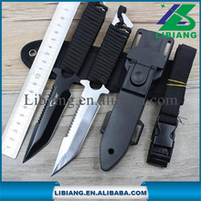 Special Gift for Men Saber Straight Hunting survival knife