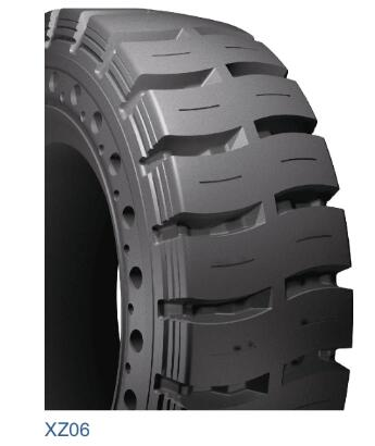 Tcm series 2.5t forklift gasoline powered forklift tire 12.00-20 for forklift low price