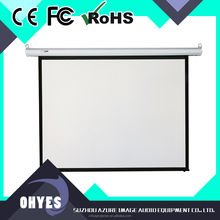 Electric Screen Cinema Projection Screen 4k HD Grandview High Quality Screen