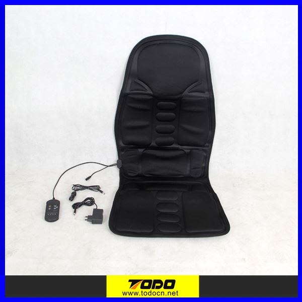 High Quality car office home use Luxury portable kneading massage cushion