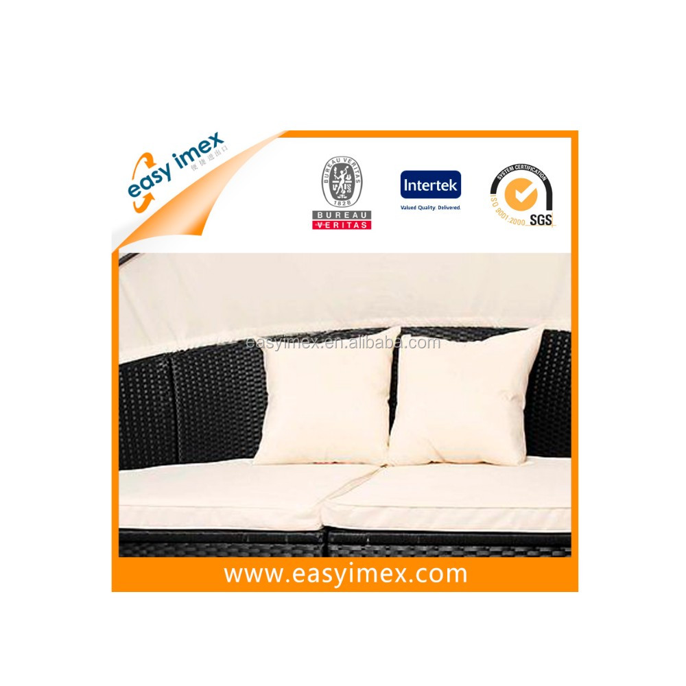 rattan garden furniture hot sale modern sun lounge with. Black Bedroom Furniture Sets. Home Design Ideas