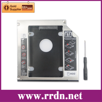 12.7mm SATA to SATA 2nd HDD Caddy TITH5B