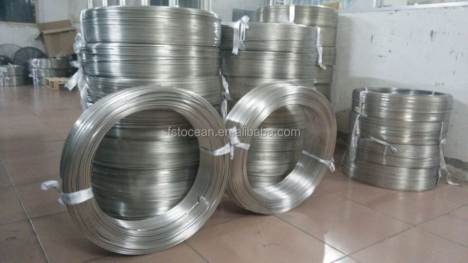 ss201 stainless steel polish wire