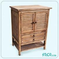 China New Design Original Wood Furniture Antiquing
