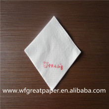 Custom best sanitary napkins 1/4 soft folded square OEM brands