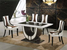 Luxury Cultured Marble Dinning Table