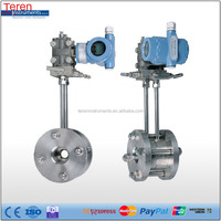 Exported natural gas hole-board flowmeter