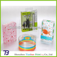 Small product plastic packaging box