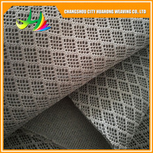 eyelet fabric,100% polyester fabric,with good permeability and pollution -free