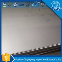 0.8mm thick stainless steel plate 316