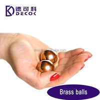 6mm high precision small Copper Ball for Bearing