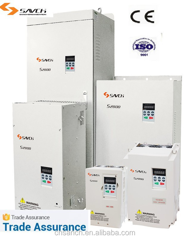 distributors Required)0.75kw~315kw 3 Phase Vector Control ...