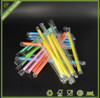 Large Diameter Plastic Straw Flat end Straw Hot Bubble Tea Big Mouth Fruit Milk Shake Drinking Straw
