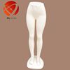 Nude Plastic Fashion Female Mannequins Half