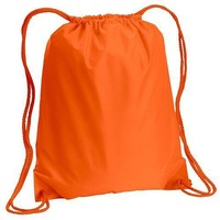 Cheap polyester drawstring small bag china manufacturer