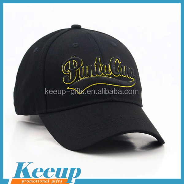 China oem cheap promotional blank custom made baseball caps with your design