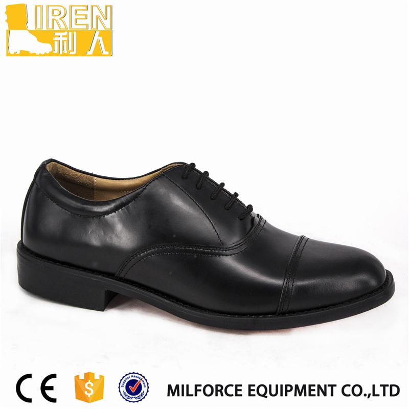 Exquisite craft mens military shoes for wholesales