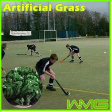 Factory supply various types cheap synthetic grass carpet for hockey court