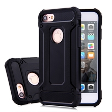 King Kong armrest protect sleeve 2in1 TPU PC super slim tough Korean cell phone armor case for iPhone X 8 7 6 Plus