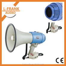 25W double microphone Siren whistle megaphone