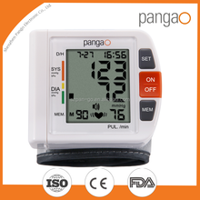 accurate CE approved home diagnostic wrist blood pressure monitor manufacturer