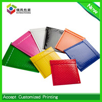 decorative bubble mailers with metallic silver bubble mailer