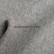 Cheap Polyester linen fabric material