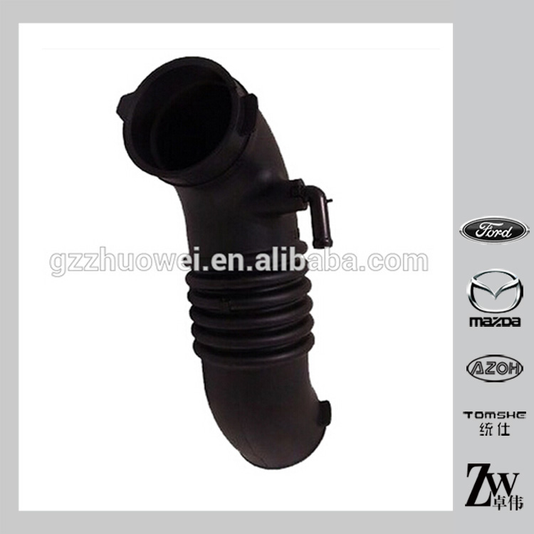 Mazda Parts ZM0113220 , ZM01-13-220 Engine Air Intake Hose Black Rubber Air Hose