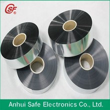 8.0um 100mm Antioxidant Capacitor Film,metallized capacitor films