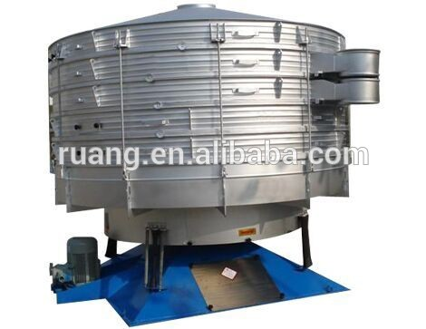 New design machine grade hot sales round ultrasonic vibrating screen wholesale online