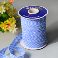 25mm Polycotton Gingham Bias Binding Tape