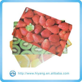 High Quality Customized Hot Food Table Mat Dining Mat