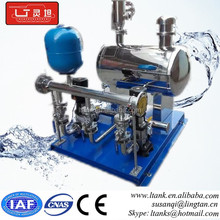 Frequency conversion water supply equipment building water supply system