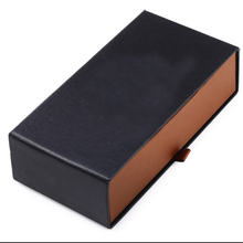 wholesale luxury mens custom logo marble paper watch box