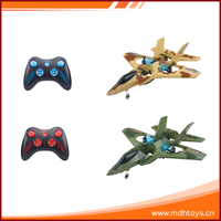 Hot sale EPP 2.4G 4ch remote control fighter plane toy for kid