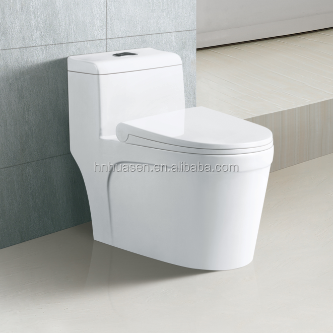 Henan One Piece Sanitary Ware Toilet HOT-31A/B