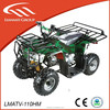 2015 new style atv four wheel motorcycle of 110cc for sales