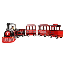 Mini Batterty Trackless Outdoor Train Sets