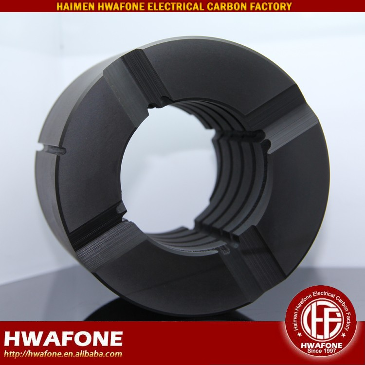 Wholesale 2017high quality low price customized carbon graphite bearing