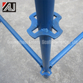 Wedge Lock Metal Scaffolding For Heavy Concrete Construction