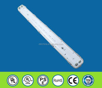 Tri-Proof 1.2m TWIN LED T8 Light Fitting - High Quality & Top Performance