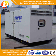 cheap 875kva portable power super silent diesel generator manufactures