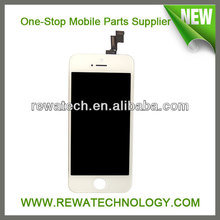 Wholesale LCD for iPhone 5S LCD Screen, for iPhone 5S LCD Digitizer,for iPhone 5S LCD Aseembly