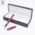 2018 high quality Wooden gift pen box with logo print