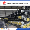 pre galvanized BS 48mm diameter p11 alloy seamless steel pipe