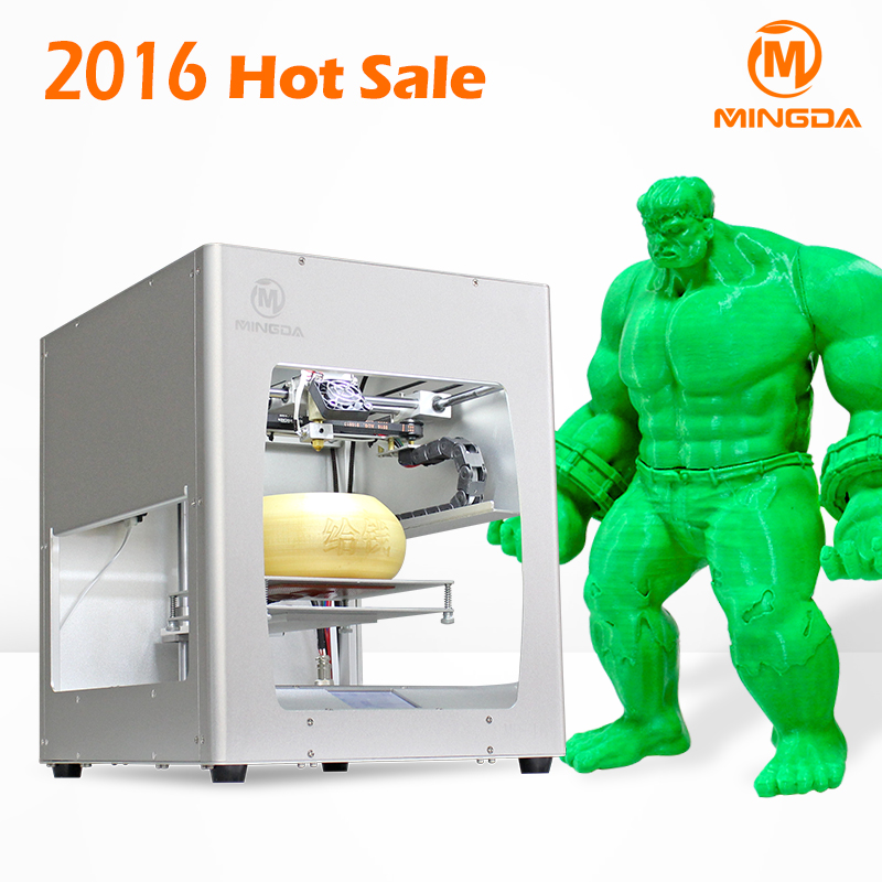 Best Price large size metal frame High Quality Precision DIY 3D printer kit with LCD metal structure wholesale price