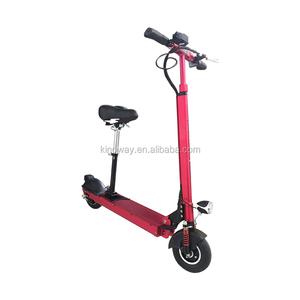 2016 hot High quality folding two wheel electric balance scooter with seat for adult