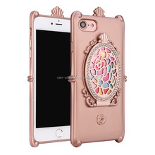 Mobile Phone Accessories, Luxurious Stand Function Soft TPU Case for iPhone 6 Plus