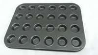 Carbon steel cake mold