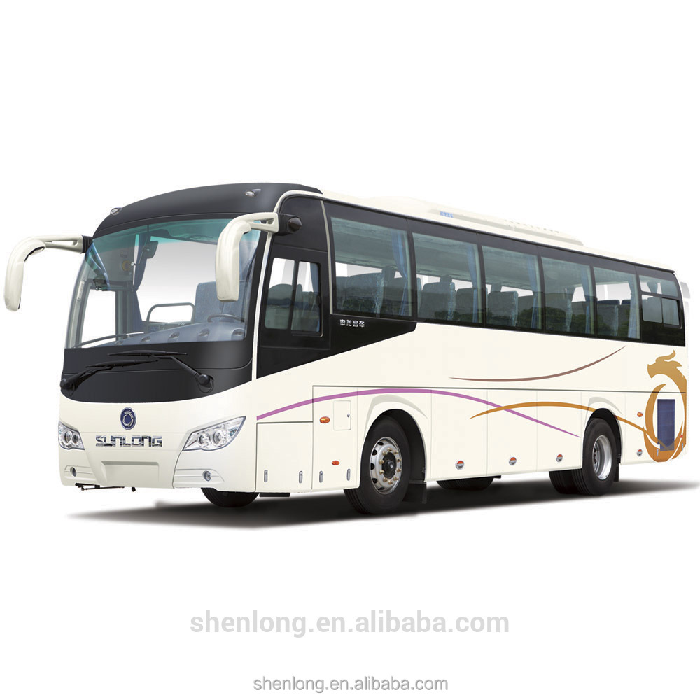 bus with electric bus door mechanism SLK6122A
